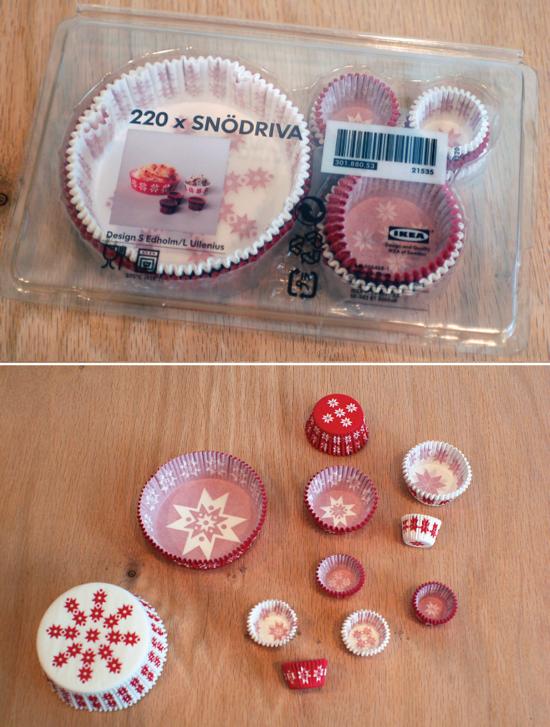 How To Make Cupcake Garlands
