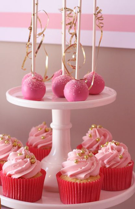Bn Black Book Of Parties Gorgeous Pinkalicious Party A Blissful Nest
