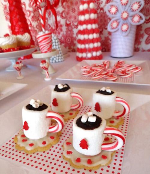 BN Black Book Of Parties Sweet Dreams Christmas Dessert