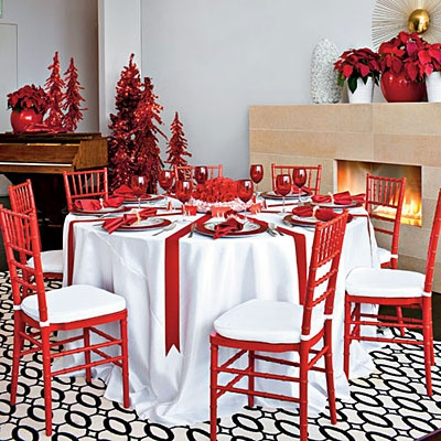 Christmas Decorating Pin Party By A Blisdsful Nest