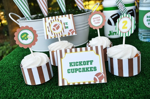 DSC 0009 {Giveaway} Ultimate Football Party Bash