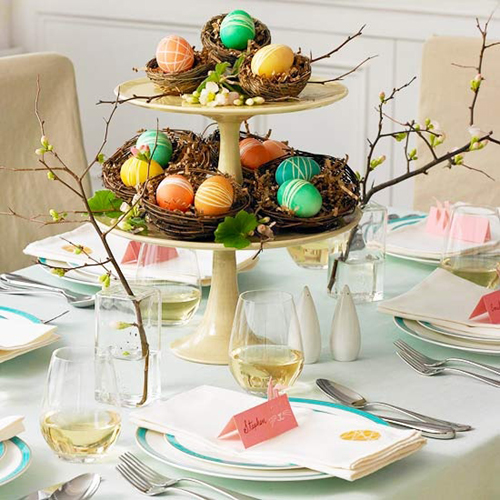 Easter Ideas - A Blissful Nest