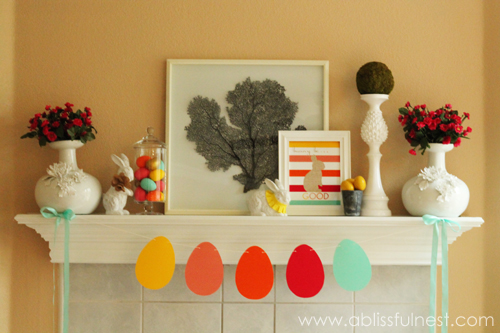 Easter Printable - A Blissful Nest
