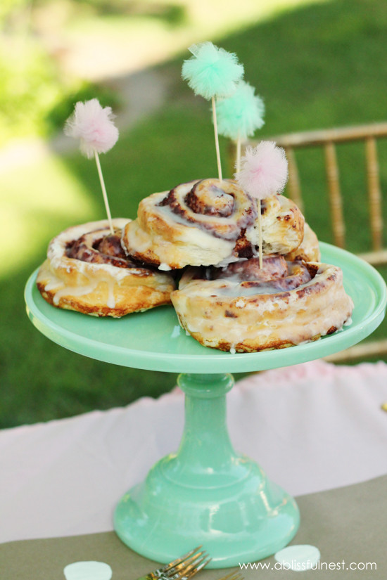 Mother's Day Brunch Luncheon - A Blissful Nest