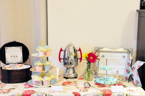 Vintage Tea Party-15