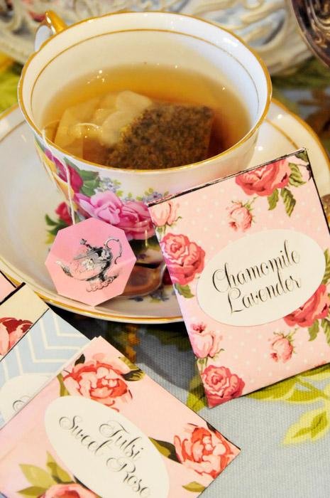 Vintage Tea Party-26