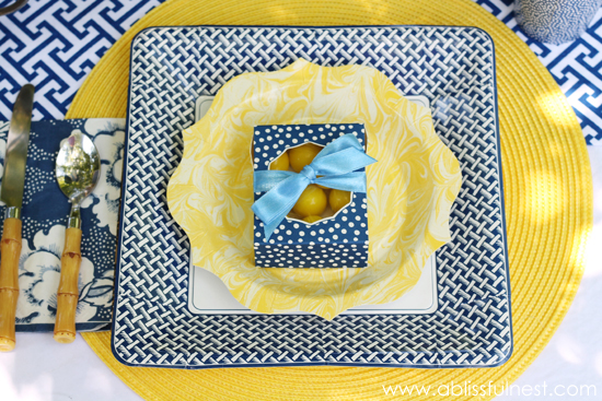 Martha Stewart Celebrations - A Blissful Nest
