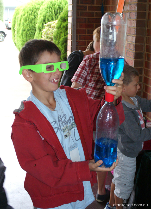 Science party activities